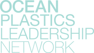 Ocean Pladtics Leadership Network Logo